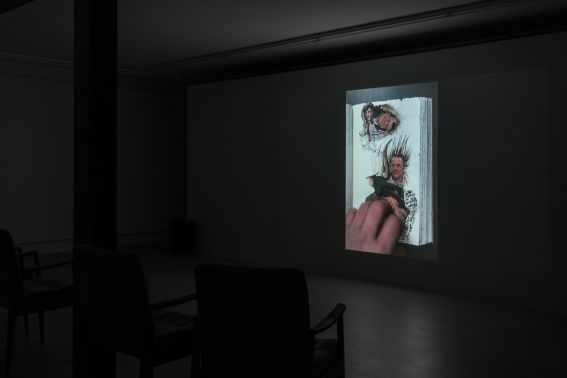 Thomas Thiede _ Video _ Nir Altman Galerie